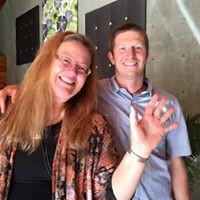 With Nick Lorenz (Nectar Creek Meadery)