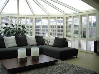 Plantation Shutters in Bexley