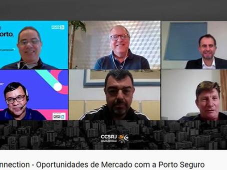 CCS-RJ e AECOR-RJ aborda as oportunidades da Porto Seguro