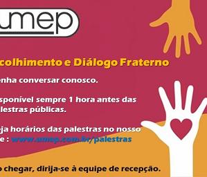O Diálogo Fraterno na Umep