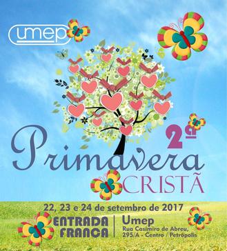 Umep realiza segunda edição da Primavera Cristã
