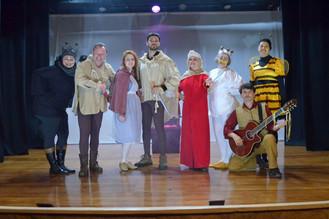 """Oficina de Teatro da Umep realiza peça : """"O reino enfeitiçado"""""""