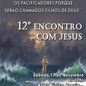12o. Encontro com Jesus na Umep