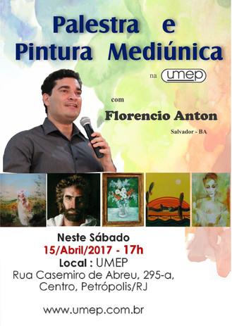 Umep recebe Florencio Anton