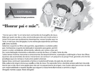 Editorial Agosto 2018 - Diretoria Umep