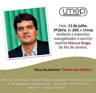 Marcus Braga na Umep