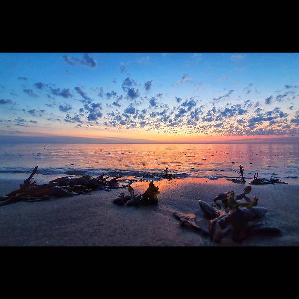 Huisduinen strand