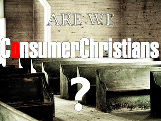 Is the Church Being Consumed With Consumerism?