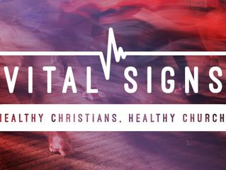 Healthy Disciples Make Healthy Churches