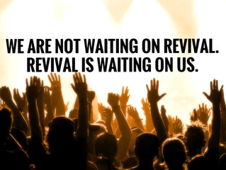 We Need A National Revival, Part 2