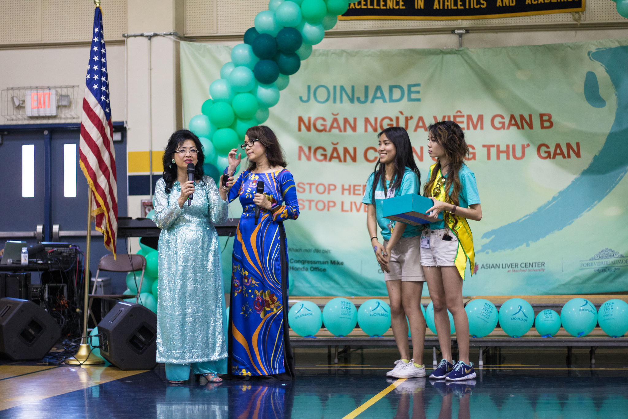 Vietnamese Concert and Health Fair
