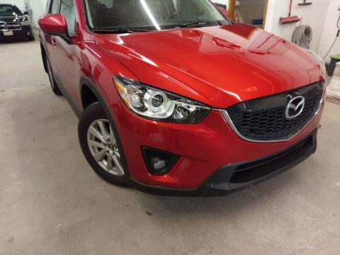 Mazda After