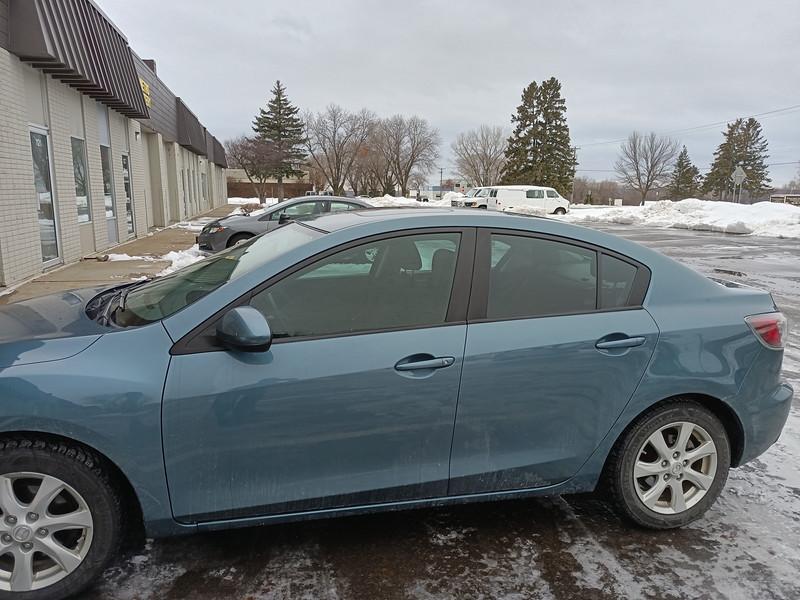 Mazda 3 Ceramic Tint