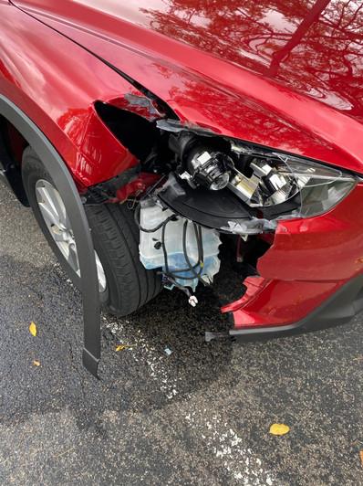 Mazda Before