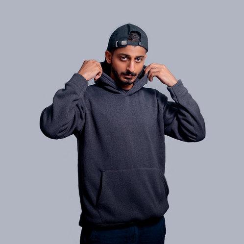 Charcoal grey hoodie