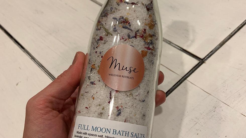 Full Moon Bath Salts