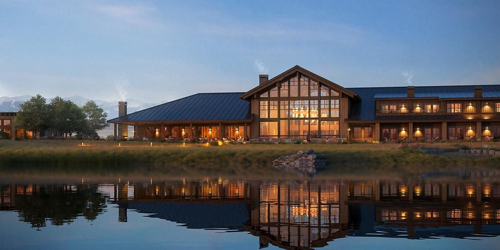 Sage Lodge MUSE Wellness Retreat