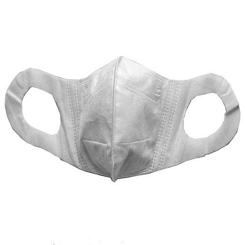 Mascarilla Protectora Uso Civil 3D - 3 capas - Pack x 100 unidades