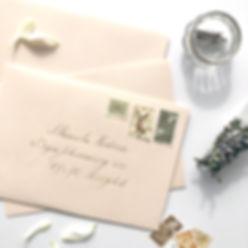 Gekalligrafeerde enveloppen | Kalligrafie | Calligraphy