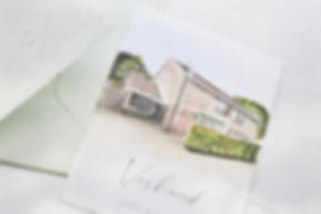 STUDIO MAANS | Verhuiskaart op maat | Uniek Ontwerp | Verhuizen