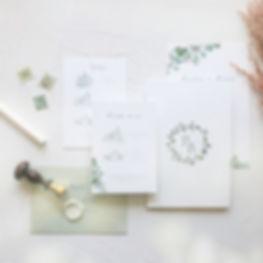 STUDIO MAANS | Trouwkaarten op maat | handgemaakt | uniek ontwerp | kaarten