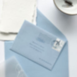Digitale Adressering Enveloppen