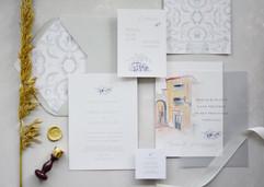 Custom trouwkaarten