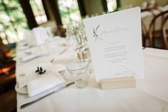 Wedding Amber & Jeroen tablesetting