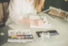STUDIO | Watercolor en Illustraties op maat