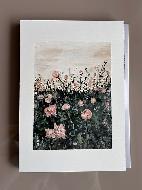 Atelier Maans Original - Evening Roses