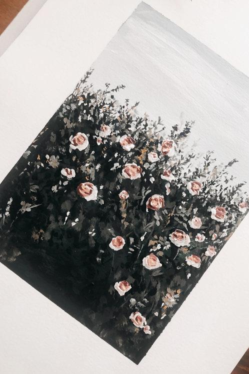Atelier Maans Original - Garden Flowers