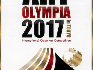 Art Olympia 2017 Exhibition