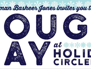 Hough Day at Holiday CircleFest 2018