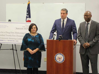 $250K Awarded to Two Local Substance Abuse Programs