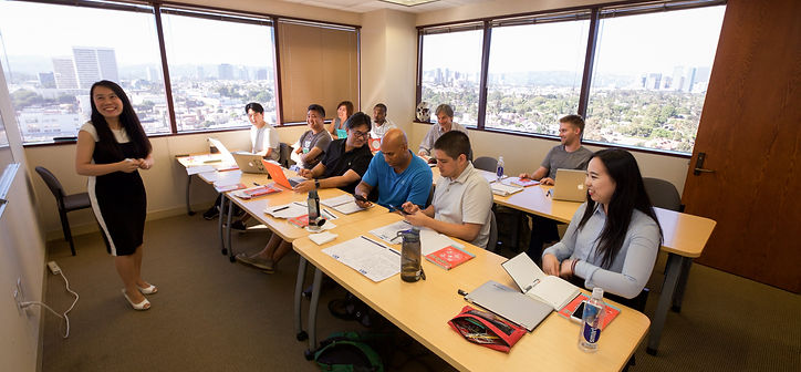 Chinese Classes in LA