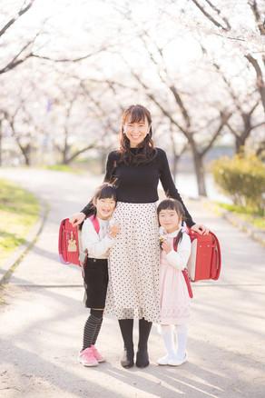 2021/3/24 入学記念の写真 【出張撮影/名古屋】