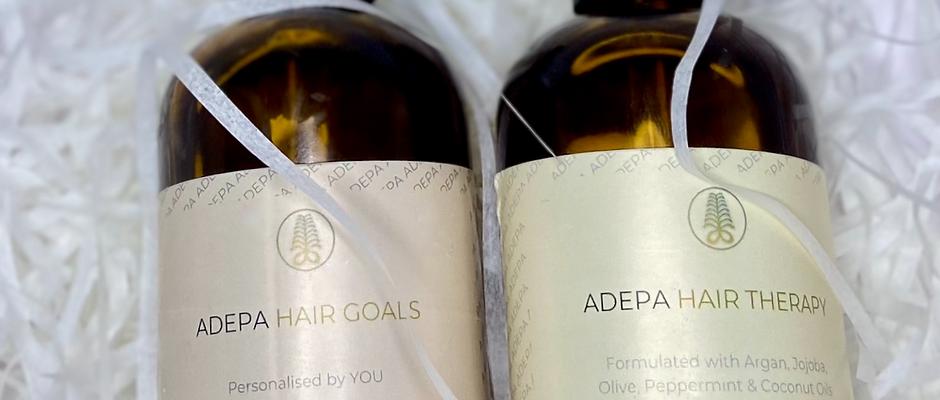Hair Oil Set