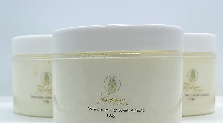 Shea Butter with Sweet Almond