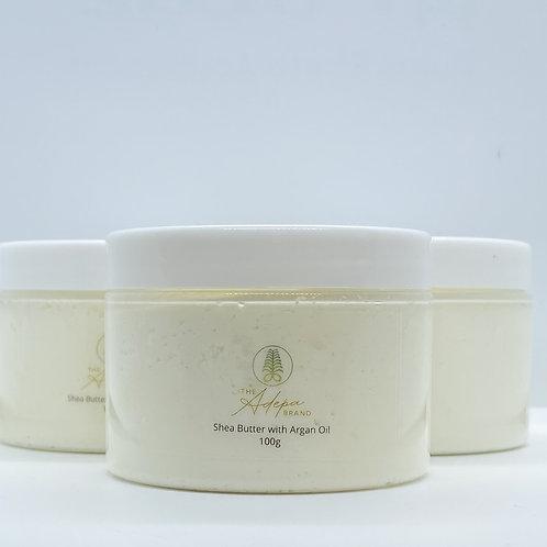 Shea Butter with Argan Oil