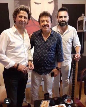 Ahmet Selçuk İlkan ve Onur Asım Şenocak