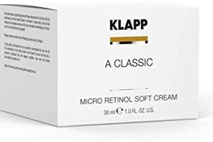 A CLASSIC MICRO RETINOL 30ml