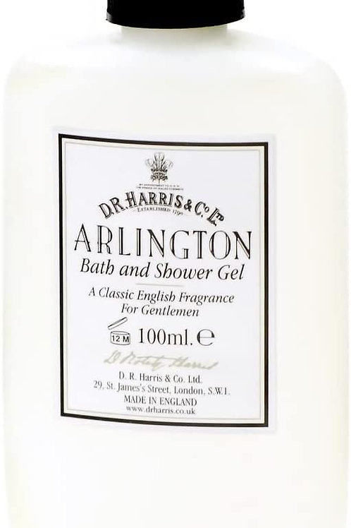 DR Harris Arlington Gel Bain et Douche 100 ml