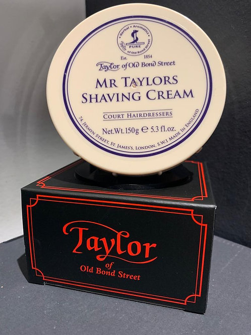 creme a raser taylor of old bond street Mr TAYLOR
