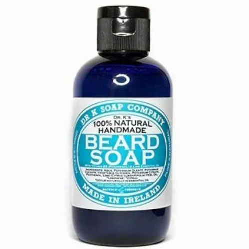 SAMPOOING  à Barbe Dr K Soap Company 100ml