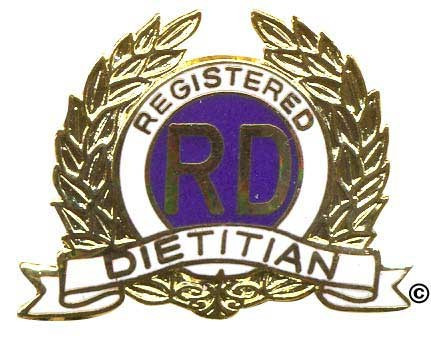 RD means Registered Dietitian