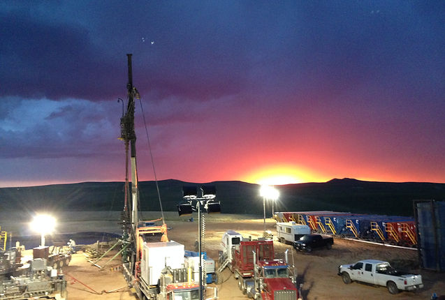 Oilfield Sunset, Coil tubing, Enineering Consulting, Petroleum Consulting, Oil and Gas Consulting, Oilfield Supervision, Frac Job, Oil and Gas