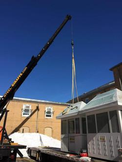 NAVSTA Newport Crane Work