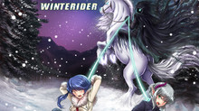 Winterider Album Cover Art Revealed!