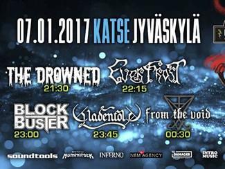 Everfrost at Wacken Metal Battle 2017