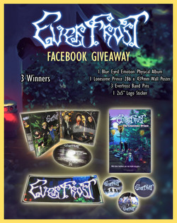 everfrost giveaway prize